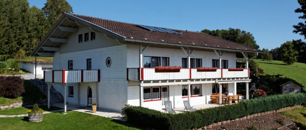 Selbstversorger Gruppenhaus Bayerischer Wald