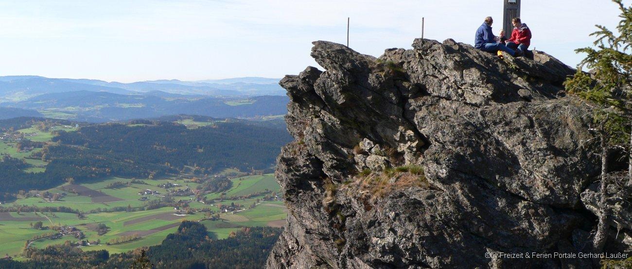 Wanderung am Kaitersberg bei Bad Kötzting