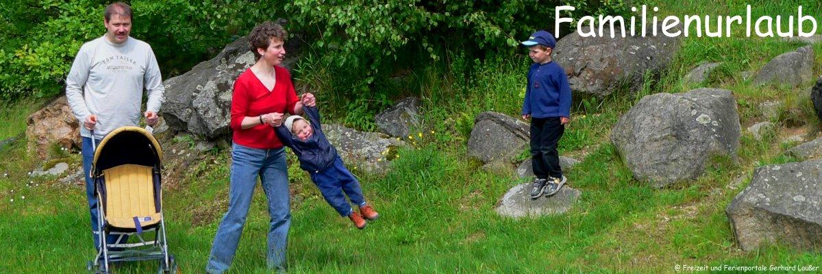 Bayerischer Wald Familienurlaub mit Kindern