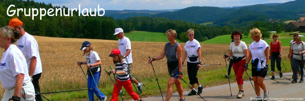 Gruppenurlaub Bayerischer Wald Gruppenreisen in Bayern