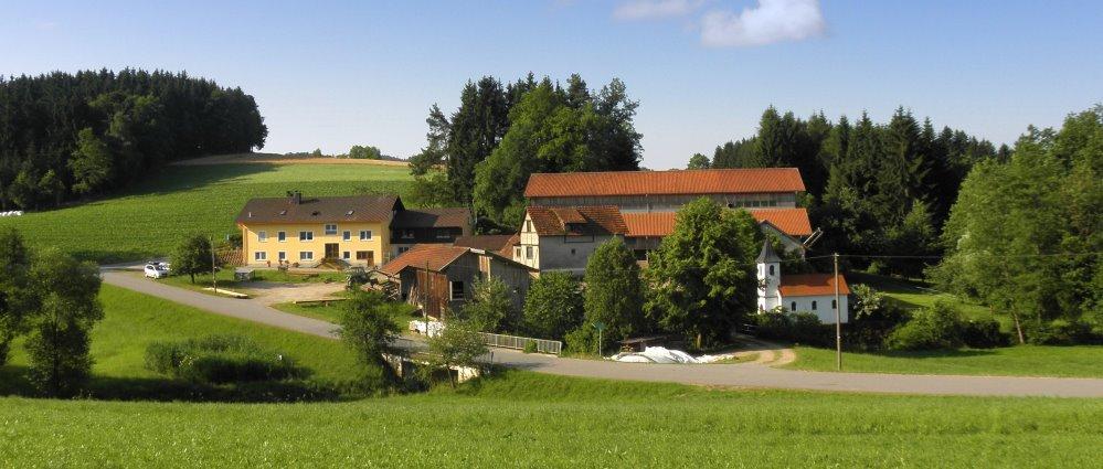 Familienbauernhof in Bayern
