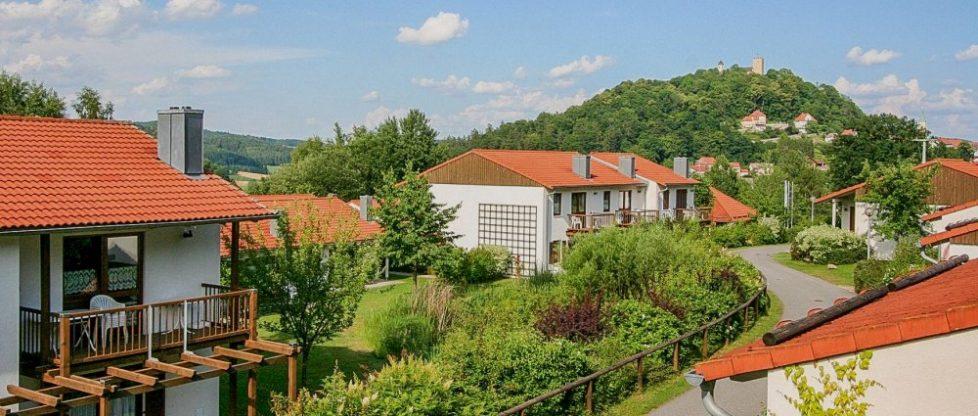 Familien Ferienanlage in Bayern im Ferienpark in Falkenstein