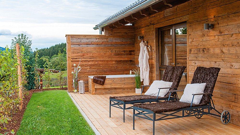 bayerischer wald chalet mit kamin mieten h tte mit sauna in bayern. Black Bedroom Furniture Sets. Home Design Ideas
