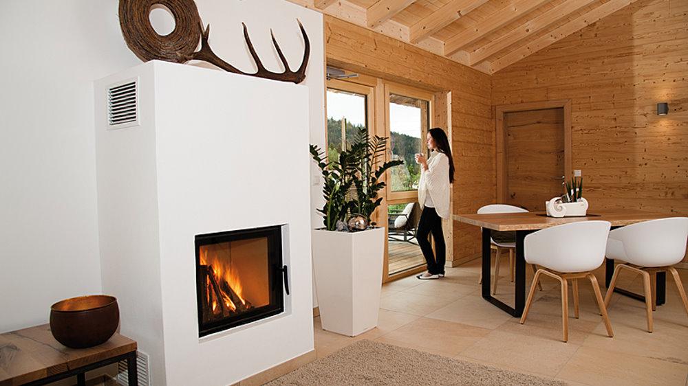 Bayerischer Wald Chalet Mit Kamin Mieten Hütte Mit Sauna In Bayern