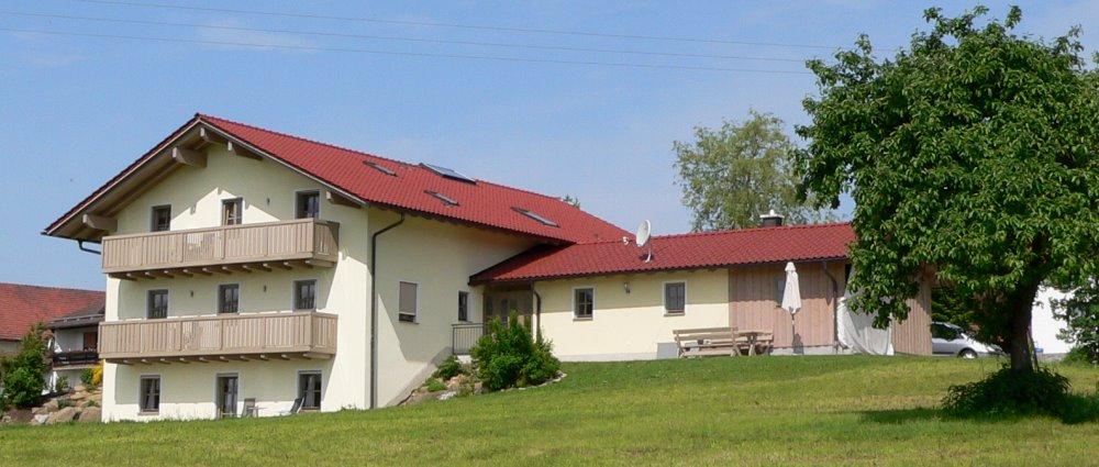 Familien Ferienhaus am Bauernhof Bodenmais