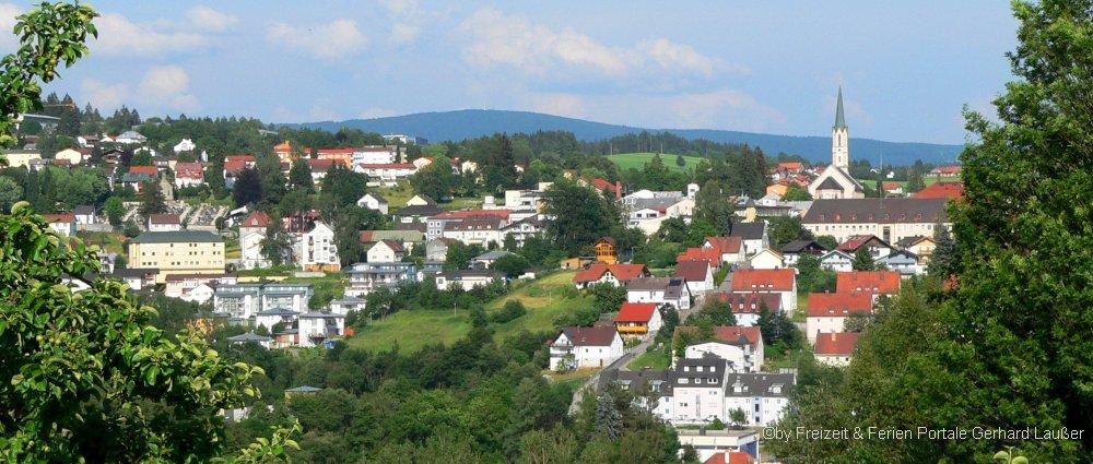 Unterkünfte im Landkreis Freyung Grafenau in Niederbayern