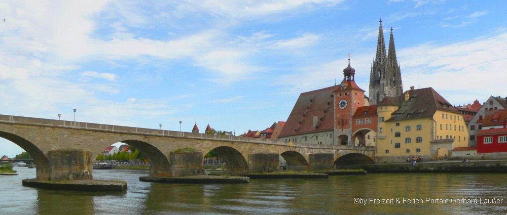 Unterkünfte im Landkreis Regensburg und Umgebung