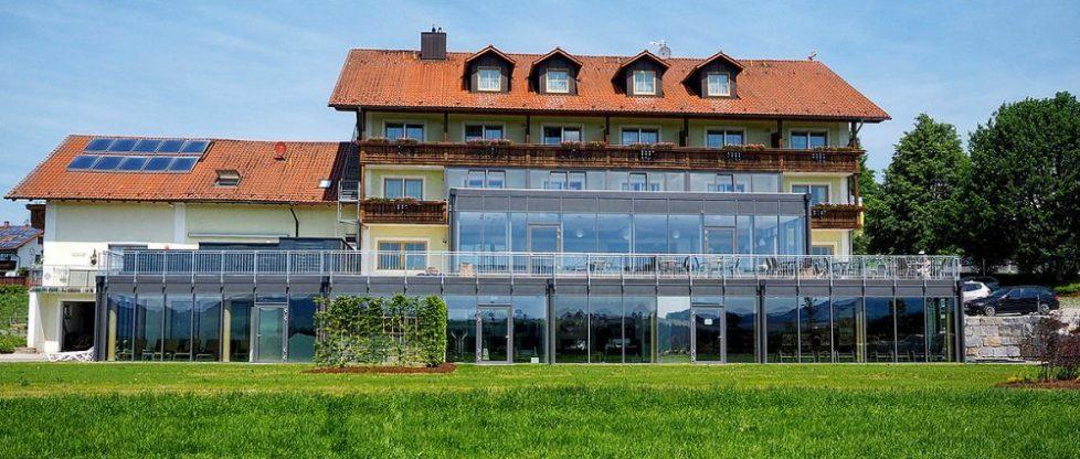 Wellness Wochenende bei Passau im Wellnesshotel in Niederbayern