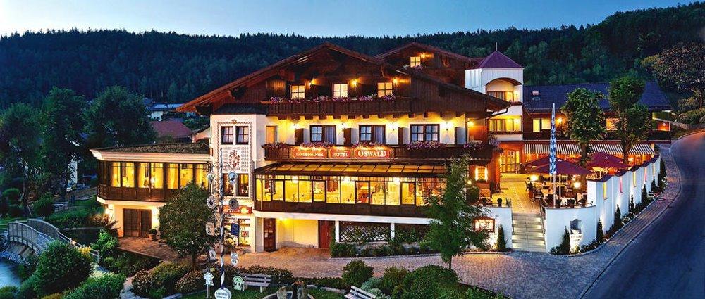 Bayerischer Wald Kuschelzeit Kurzreisen