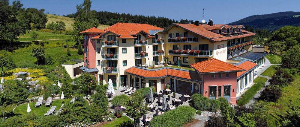 Kurzreise Wellnessangebote Bayerischer Wald