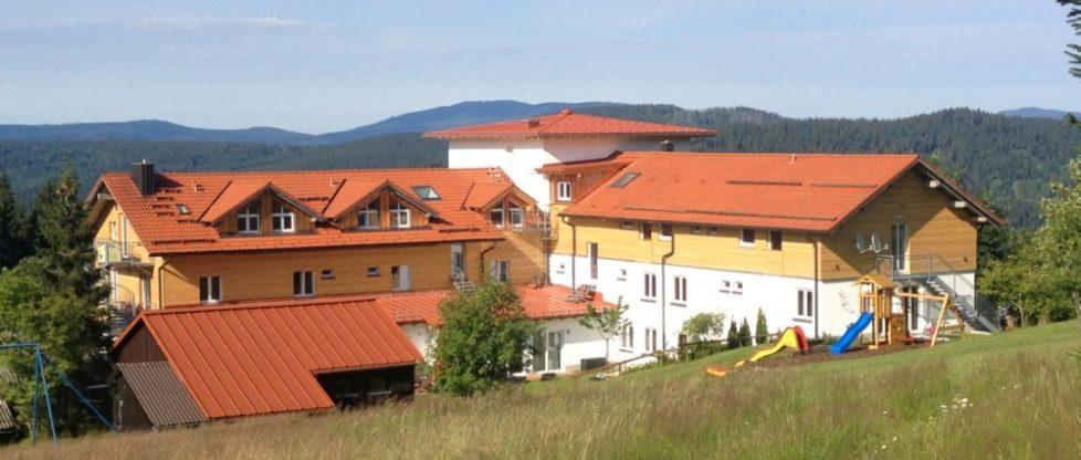 Wellnesshotel für Familien mit Hund und Kind in Bayern