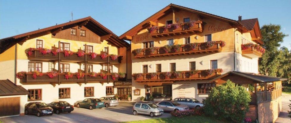 Familien Wellnesshotel Weber im Bayerischen Wald