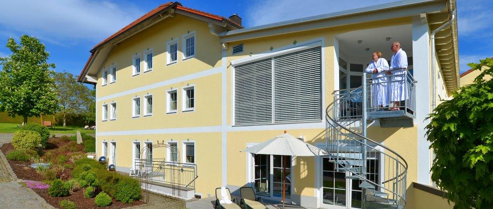 3 Sterne Hotel Brandlhof mit Schwimmbad bei Passau