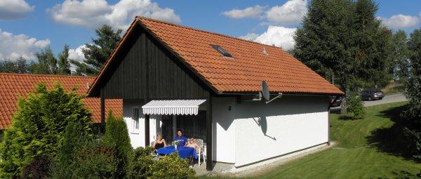 Ferienhaus am See im Oberpfälzer Wald