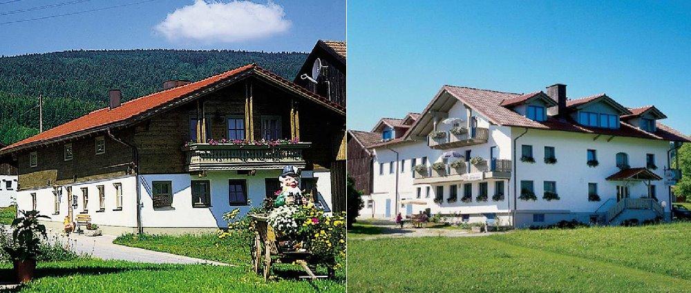 Bayerischer Wald Pension mit Sauna