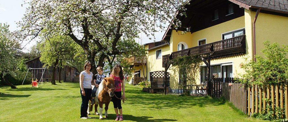 kinderfreundlicher Bauernhofurlaub in Tirschenreuth