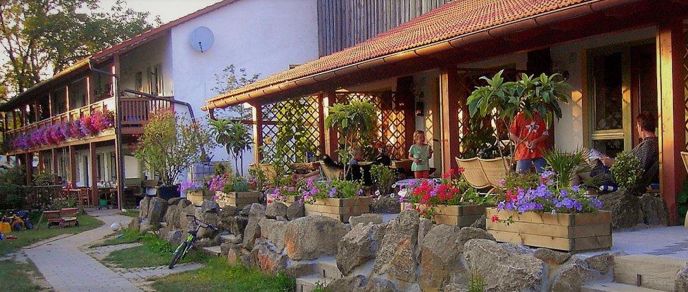 Ponyferienhof Eder Ponyhof in Niederbayern