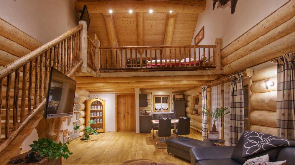 Exklusives Blockhaus Ferienhaus Luxus Holzhaus Mieten In