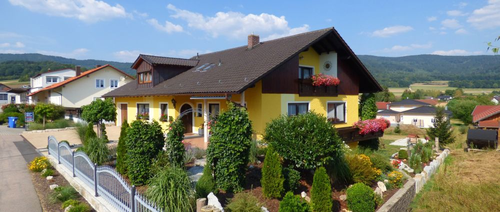 Ferienwohnung in Gleissenberg 4 Sterne Unterkunft Haus Ansicht