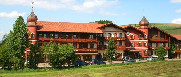 Familien Wellnesshotel mit Kindern in Eschlkam