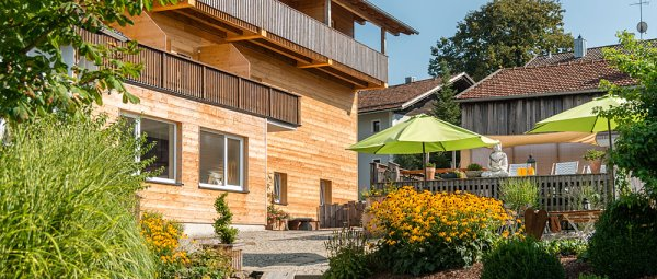 Wellness Pension bei Bodenmais