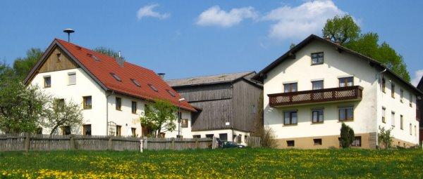 Bauernhof mit Streicheltiere