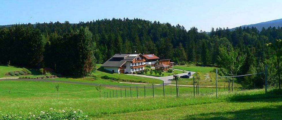 Ferienhaus in Alleinlage im Dreiländereck Bayerischer Wald