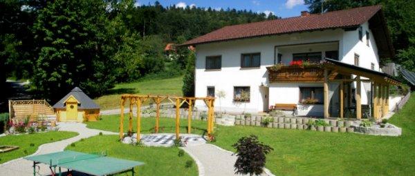 Ferienhaus rollstuhlgerecht in Untergriesbach