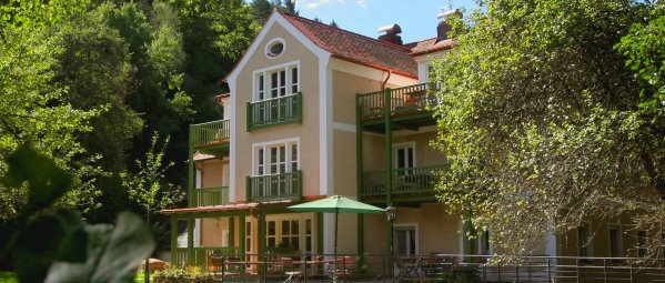 Seminarhaus in der Oberpfalz