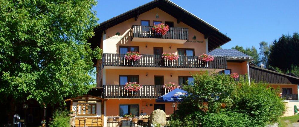 Neuhof das Familien & Bikehotel in Niederbayern