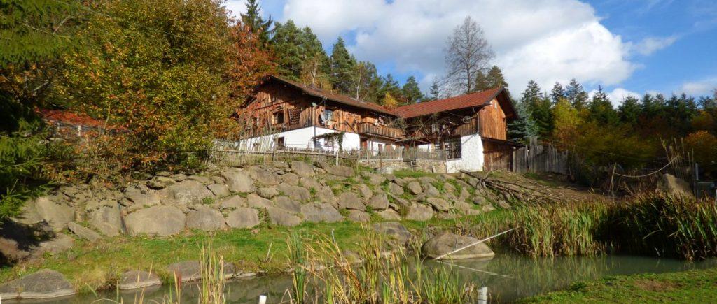 Almhüttenurlaub in Bayern für Gruppen