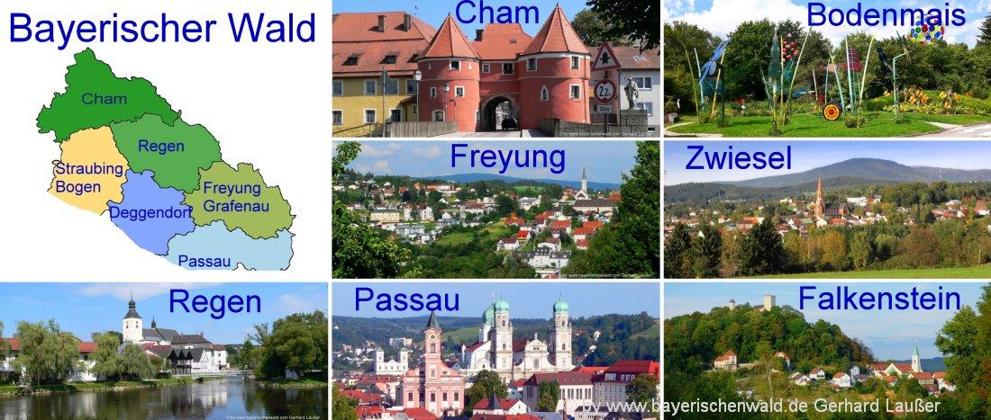 unterkunft-bayerischer-wald-landkreise-sehenswuerdigkeiten-ausflugsziele