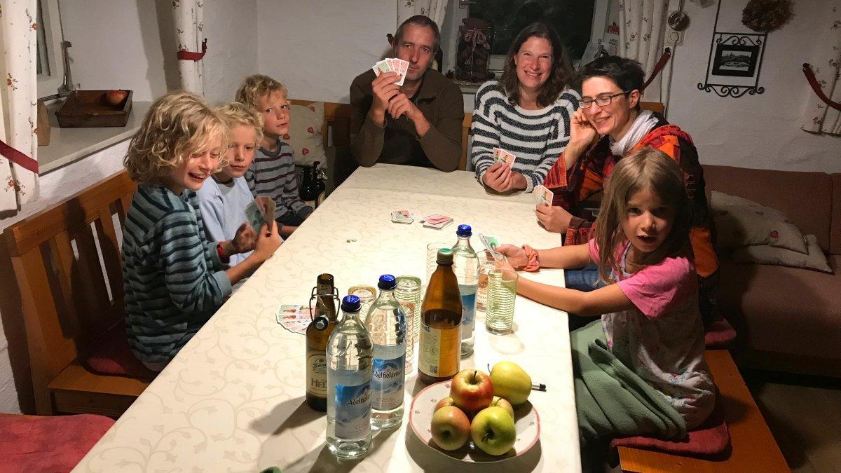 Ferienhäuser für Jugendgruppen & Großfamilien - Gruppenhaus in Bayern