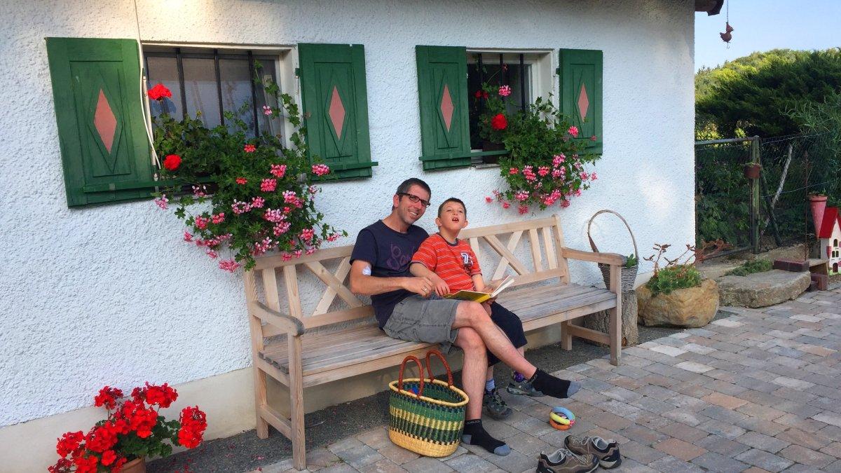Bayerischer Wald Ferienhaus für Gruppen und Familien
