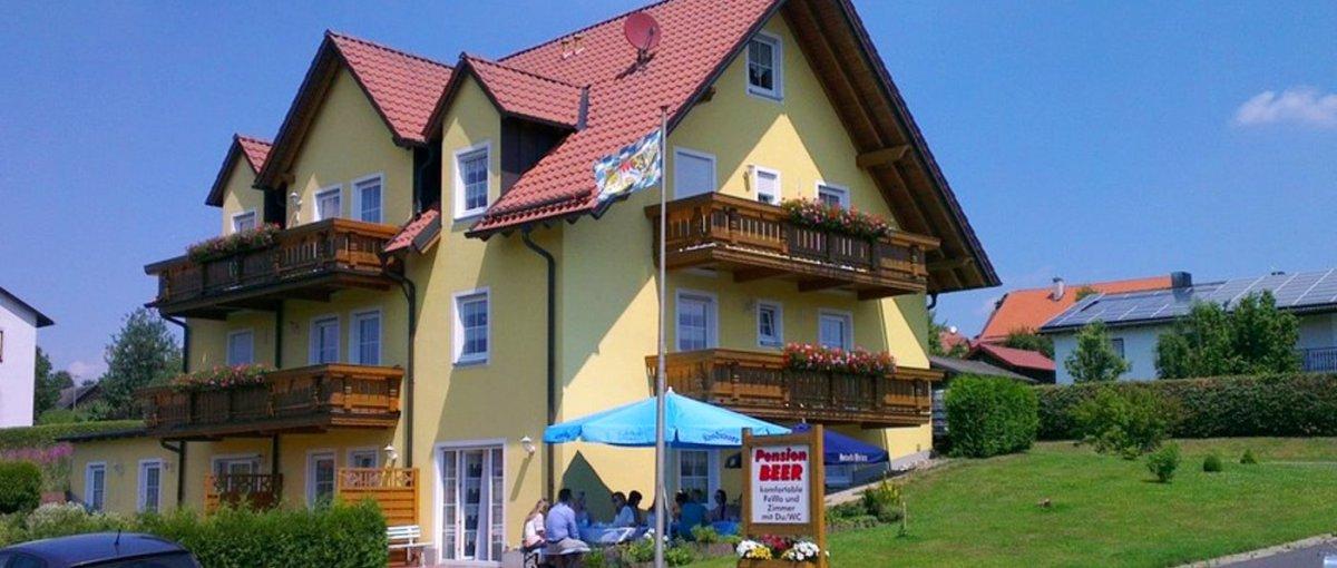beer-pension-tirschenreuth-zimmer-frühstück-mähring-ferienhaus