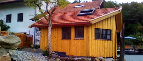Hütte für 2 Personen am Eselhof Daxstein