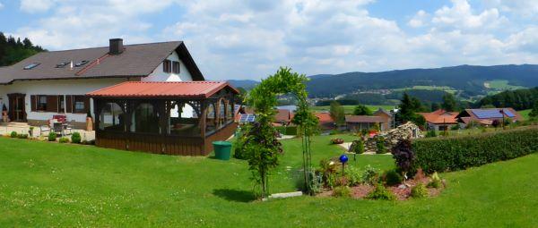 Privat Pension in Gotteszell Fewo mit Frühstück