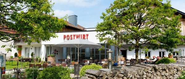 Landhotel Postwirt am Nationalpark Bayer. Wald