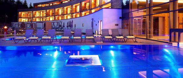 Exklusives 4 Sterne Wellnesshotel bei Passau