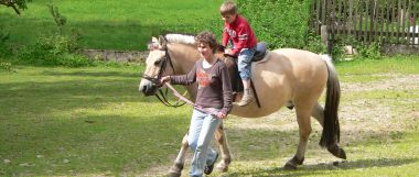 riding holiday Bavaria riding farm Bavarian Forest riding