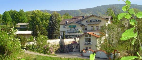 Seehotel Bayerischer Wald in Hauzenberg