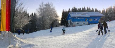Skiing holiday in Bavaria - Bavarian Forest snow