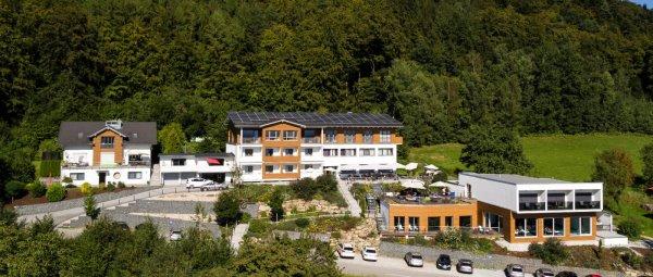 Thula Wellnesshotel in Lalling Bayerischer Wald