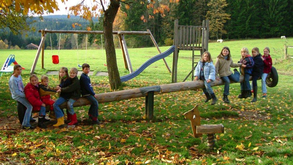 wieshof-bayerischer-wald-erlebnis-kinderbauernhof-spielplatz-wippen