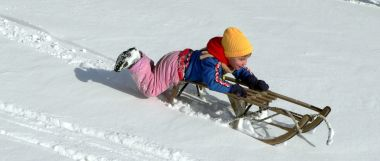 winter holiday Bavaria snow winter sports Bavarian Forest